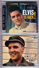 Elvis Presley, Elvis is Back (CD_SACD_Analogue Productions)