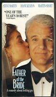 Father of the Bride (VHS, 1992) STEVE MARTIN KIMBERLY WILLIAMS PC