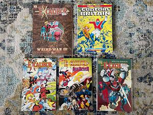 Excalibur Comic Special Editions