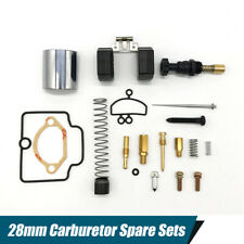 1 Set 28mm Carburettor Spare Kit Replacement Accessories for Motorcycle Scooter