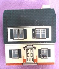 "Vtg 1990 Cat'S Meow Shelf Sitter ~ Puritan House ~ Series Viii ~ ""Faline 93"""