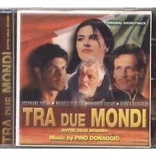 PINO DONAGGIO - Tra due mondi / Entre deux moneds - CD OST 2008 NEAR MINT COND.
