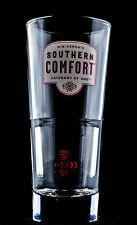 "Southern Comfort, Whiskey,  Longdrinkglas, Cocktailglas ""Libby"" weißes Logo"