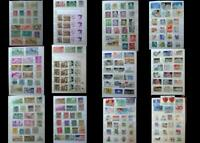 Stamp Collection Mix From Spain & United States, Free Shipping Worldwide