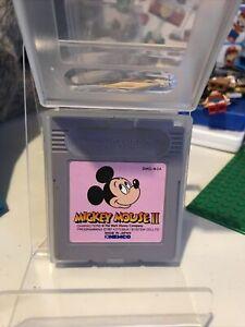 Mickey Mouse II / 2 Nintendo Gameboy
