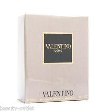 VALENTINO UOMO MEN EDT 100ml 3.4oz Eau de Toilette NEW BOX 100% Original Hombres