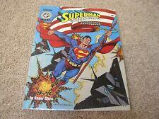 DC Heroes Superman The Man of Steel Sourcebook - sealed