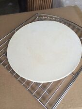 """10"""" inch Pizza Stone for Chiminea, Oven, BBQ, Grill, Pizzas"""