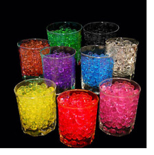 PERLES D'EAU BILLES DE GEL MARIAGES ART FLORAL DECORATION VASES HYDROGEL DIY