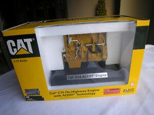 NORSCOT # 55139  Cat C15 Acert  On-Highway Engine  1/50