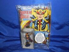 Eaglemoss Big Barda #76 Painted Lead Fig Sealed W/ Mag DC Comics Super Hero 2011