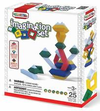 NEW WEDGiTS Building Blocks Imagination Set 25 pce