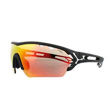 Cebe Sunglasses S'Track Mono L CBMONOL1 Black Silver 1500 Grey Red Mirror Clear