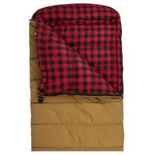 Sleeping Bag Double Layer Flannel Camping Hiking Outdoor Outdoor Cover Travel