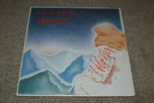 Holly Near~Watch Out!~1984 Folk~AUTOGRAPHED~Inner Sleeve & Inserts~FAST SHIPPING
