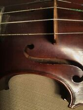 Old stradivarius violin