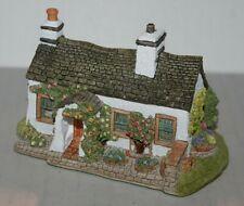 Lilliput Lane Cottage Figure Rose Cottage Skirsgill Signed