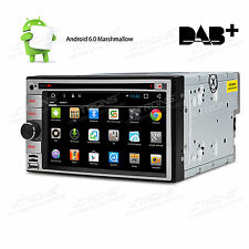 "XTRONS TD629A 6.2"" Android 6.0 GPS Sat Nav 2 DIN Car Stereo Radio CD DVD Player"