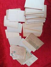 Konvolut alter Postkarten  , 111 Postkarten Deutsches Reich