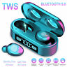 Wireless Bluetooth 5.0 Headset TWS Earphones Mini Earbuds Stereo Dual Headphones