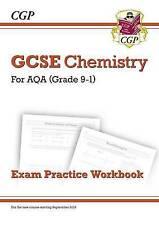 New Grade 9-1 GCSE Chemistry: AQA Exam Practice Workbook by CGP Books...
