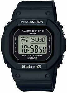 Casio Watch BabyGee BGD-560-1JF Women's Black