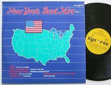 "New york bateau Mix vol. 1 ORIG zyx us Disco/Modern soul/Boogie 12"" Maxi Mint -"
