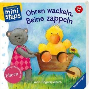 Ravensburger ministeps Buch Ohren wackeln, Beine zappeln 31566