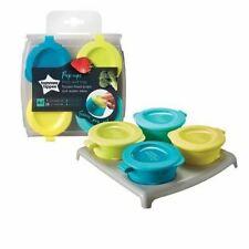 UK/_ Weaning Baby Food Silicone Freezer Tray Storage Container BPA Free Seraphic