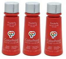 "ColorProof ""PowderFix"" Instant Volume Texture 15 gram .53 oz Pack of 3"