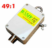 Balun 1:49 - 49:1 For 5-35MHZ End Fed Half-Wave antenna 100W HAM