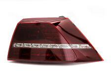 VW Golf 7 VII R LED Heckleuchte Rückleuchte rechts aussen dunkel 5G0945208C