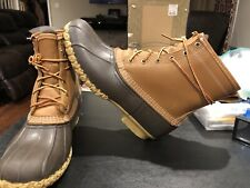 Men's LL Bean Gore-Tex GORETEX Thinsulate 9 M Boots 8.5 MEDIUM GUC HM Free Ship