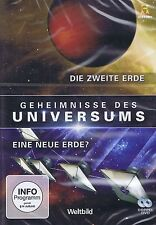 DOPPEL-DVD - Geheimnisse des Universums - Die zweite Erde / Eine neue Erde?