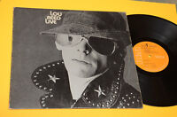 LOU REED LP LIVE 1°ST ORIG ITALY 1975 DEEP GROOVE EX TOP COLLECTORS