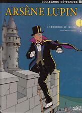 Arsène Lupin. Le bouchon de cristal. DETECTIVES BD 2001