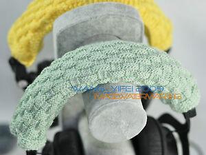Pure Wool Headband Cushion For SONY MDR 7506 V6 CD900ST CD700 Z V 700 Headphones