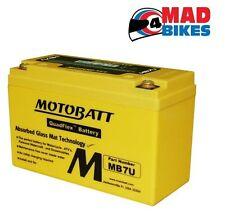 TRIUMPH DAYTONA 675 MOTOBATT Haute Performance Batterie
