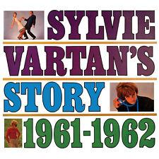 CD Sylvie Vartan : Sylvie Vartan's Story 1961 - 1962
