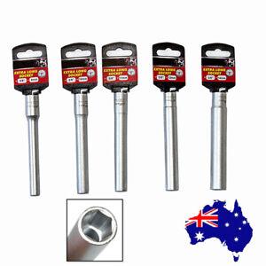 """High Quality 3/8""""Drive Extra Long socket 120mm CR-V 8mm.10mm.11mm,12mm.14mm"""