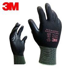 3m Premium Industrial Glove 6 Pairs Nitrile Foam Coated Comfort Grip Nbr