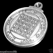 Großes Magisches Akrostichon Amulett Schutz Kraft Wünsche Hexerei Bann Abwehr