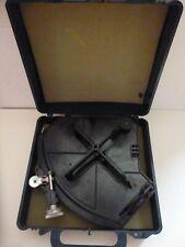 Appareil de mesures, instrument navigation 'sextant'