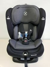 Maxi Cosi Titan Plus mit Isofix Gr. 1/2/3 9-36 kg authentic Black MX29 AS