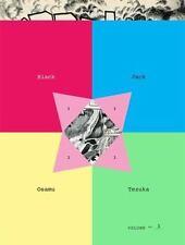 Black Jack Vol. 3 by Osamu Tezuka (2009, UK-Paperback)