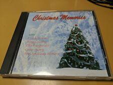Christmas Memories CD - Frank Sinatra Bing Crosby Gene Autry Andrews Sisters
