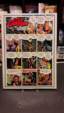 Steve Canyon #02 Horizons Unlimited 1947/2 Comic Art Gertie Daily 117 Caniff
