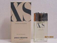 XS Excess Pour Homme Paco rabanne Men 5 ml / 0,17 oz EDT Splash Miniature Rare