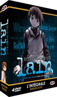 ★ Lain (Serial Experiments) ★ Intégrale Gold 4 DVD