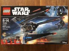 LEGO Star Wars 75185 TRACKER 1 RETIRED NISB FREE SHIP